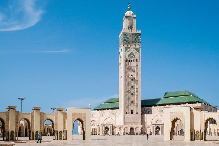 مسجد الحسن التاني